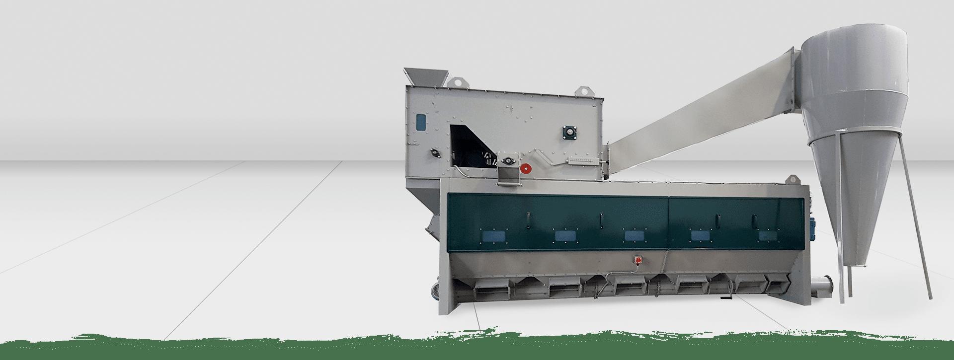 Сепаратор зерна с циклоном универсальный ОВС-355Ц