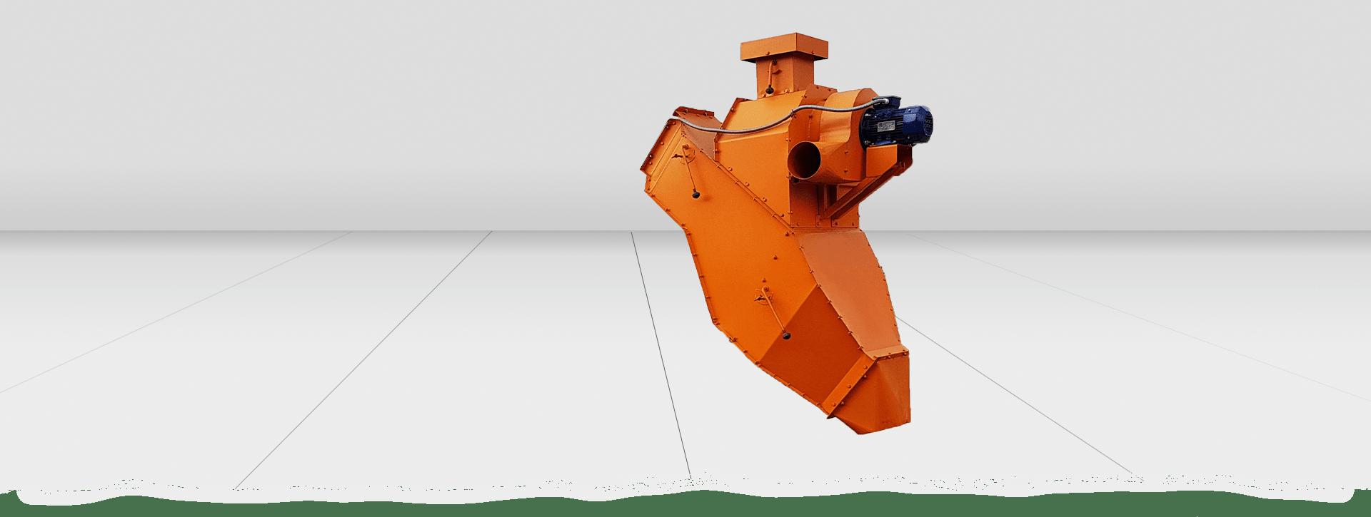Сепаратор воздушный ВС-60 для очистки любого зерна от легких примесей и пыли