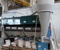Барабанные сепараторы для зерна ОВС-355Ц с циклоном