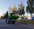 Разбрасыватель минеральных удобрений BIM-1500 навесной на трактор