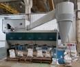 Зерноочиститель с решетами, аспирацией и циклоном ОВС-355Ц