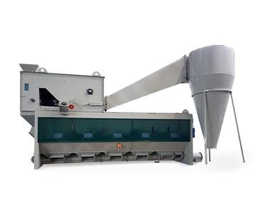 Барабанний сепаратор зерна з циклоном ОВС-355Ц