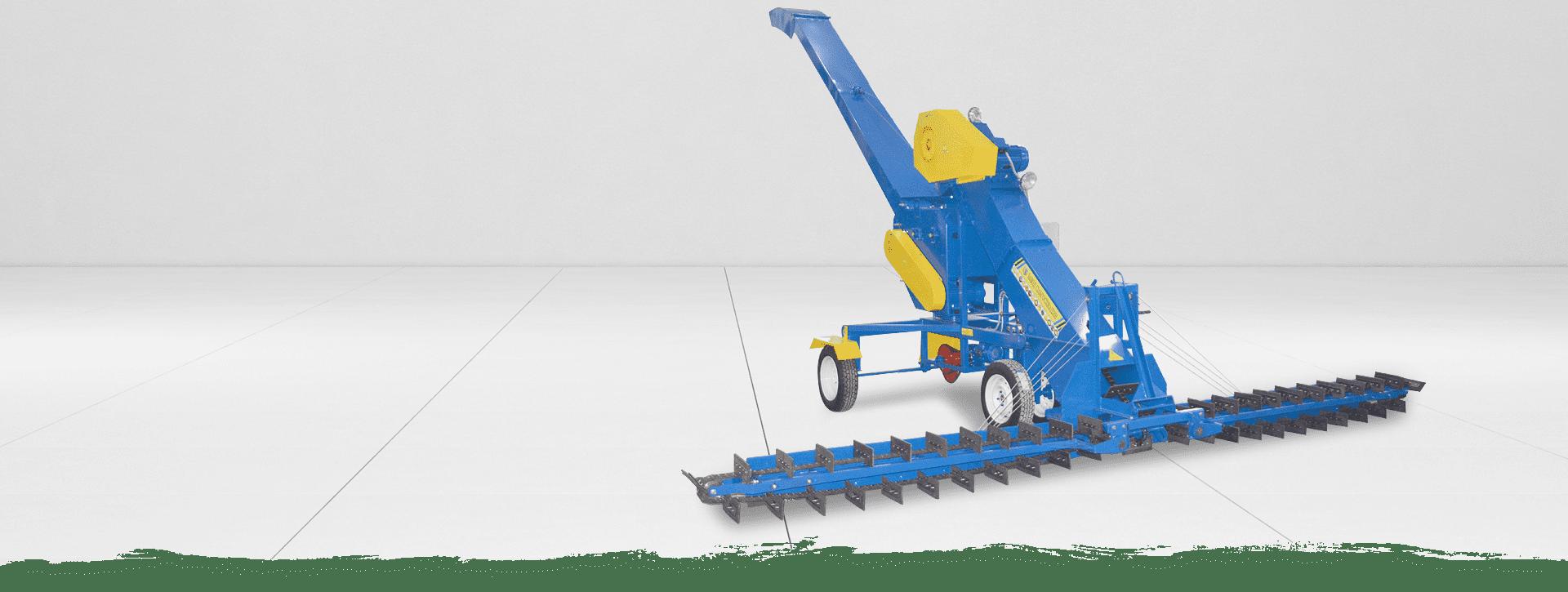Зернометатель ПЗМ-120 для загрузки, буртовки и перегрузки любого зерна, картинка
